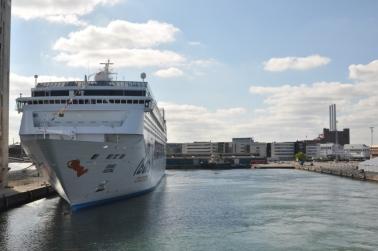 Copenhagen Port