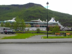 Flaam 2 - cruise ship