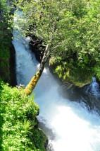 Geiranger - waterfall