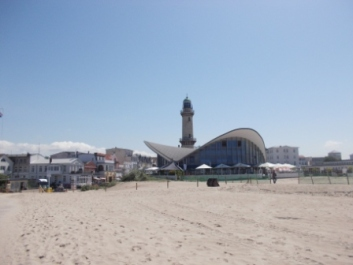 Warnemünde Beach