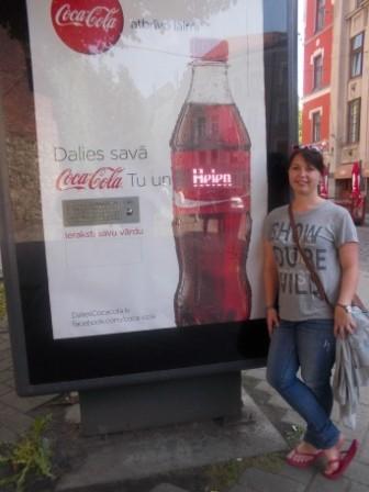 Share a coke!