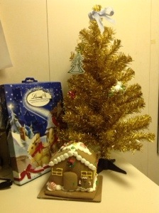 My Christmas display