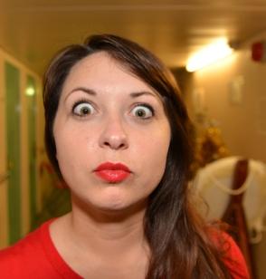 Crazy eyes?